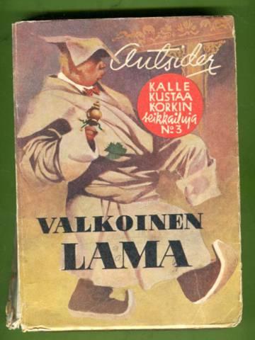 Kalle-Kustaa Korkin seikkailuja 3 - Valkoinen lama