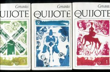 Mielevä hidalgo Don Quijote manchalainen 1-3