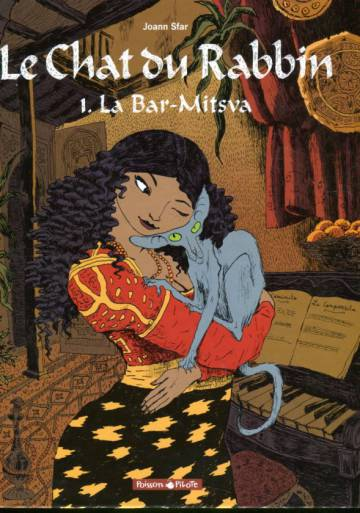 Le Chat du Rabbin 1 - La Bar-Mitsva