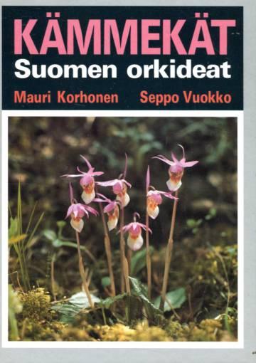 Kämmekät - Suomen orkideat
