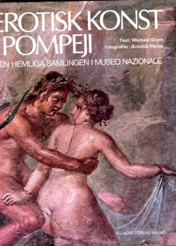 Erotisk konst i Pompeji - Den Hemliga Samlingen i Museo Nazionale