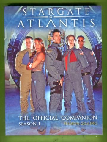 Stargate: Atlantis - The Official Companion Season 1