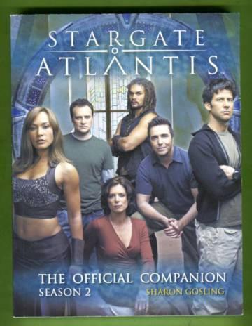Stargate: Atlantis - The Official Companion Season 2
