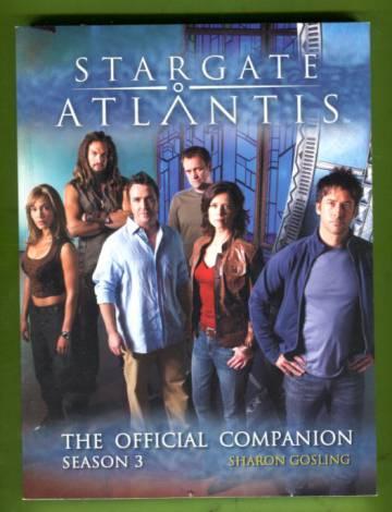 Stargate: Atlantis - The Official Companion Season 3