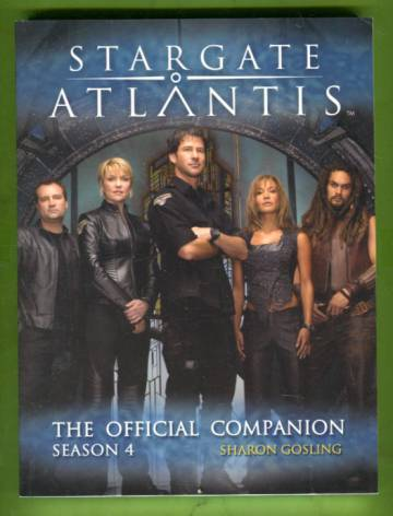 Stargate: Atlantis - The Official Companion Season 4