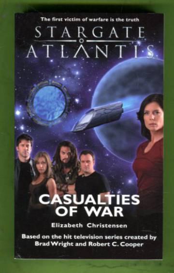 Stargate Atlantis 7 - Casualties of War