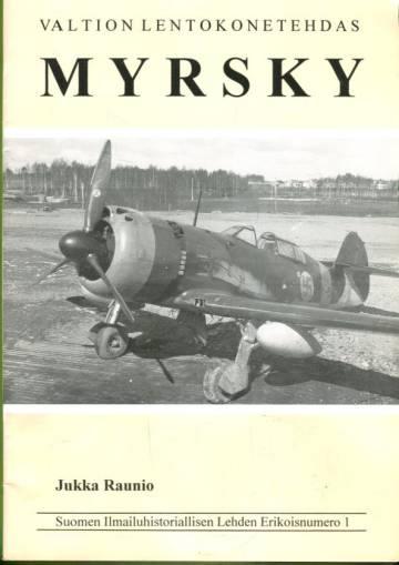 Suomen Ilmailuhistoriallisen Lehden Erikoisnumero 1 - VL Myrsky