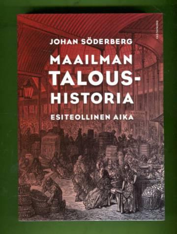 Maailman taloushistoria - Esiteollinen aika