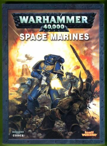 Warhammer 40,000 Codex - Space Marines