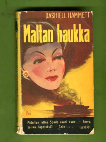 Maltan haukka (lepakko-sarja 1)