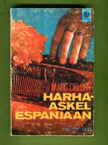 Harha-askel Espanjaan (Musta kissa -sarja 17)