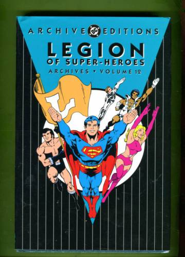 Legion of Super-heroes Archives Vol 12