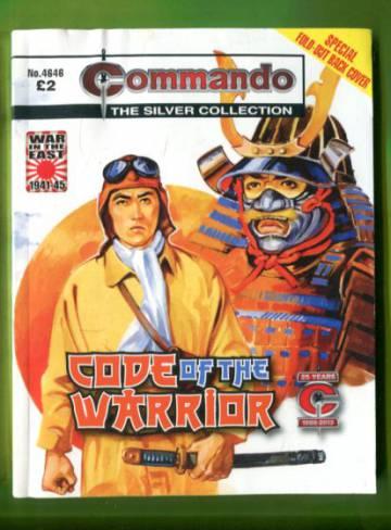 Commando The Silver Collection #4646 - Code of the Warrior