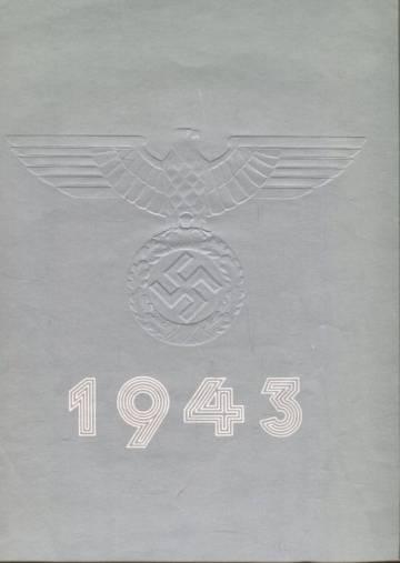 Natsi-Saksan vuosikalenteri 1943