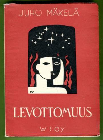 Levottomuus - Runoelma