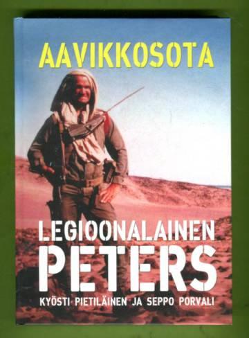 Aavikkosota - Legioonalainen Peters