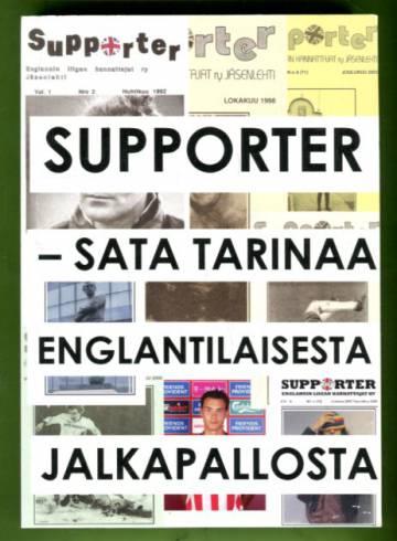 Supporter - Sata tarinaa englantilaisesta jalkapallosta
