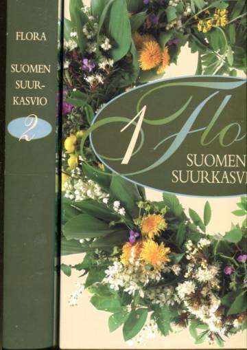 Flora 1-2 - Suomen suurkasvio