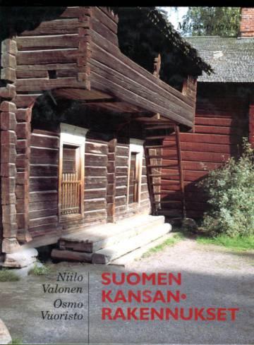 Suomen kansanrakennukset - Seurasaaren ulkomuseon rakennusten pohjalta