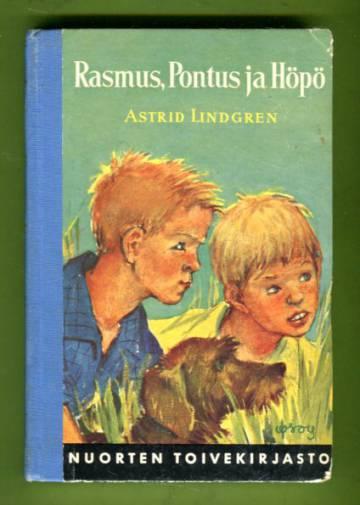 Rasmus, Pontus ja Höpö (Nuorten toivekirjasto 111)