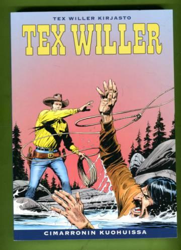 Tex Willer -kirjasto 59 - Cimarronin kuohuissa