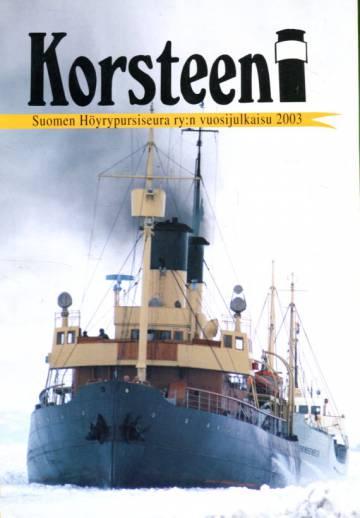 Korsteeni 2003