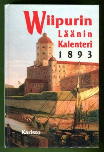 Wiipurin läänin kalenteri 1893