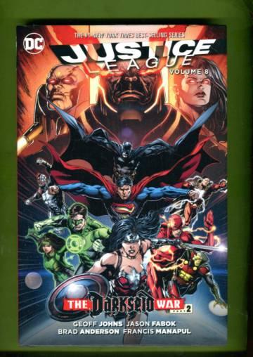 Justice League Vol 8: The Darkseid War Part 2