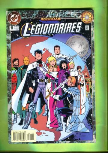 Legionnaires Annual 1