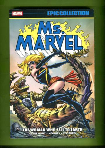Ms. Marvel - The Woman who fell to Earth