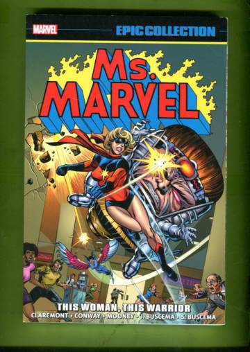 Ms. Marvel - This Woman, this Warrior