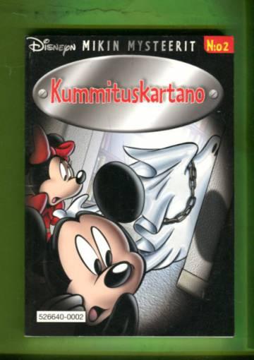Mikin mysteerit 2 - Kummituskartano