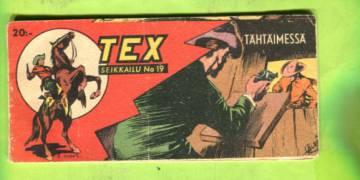 Tex 19/55 - Tähtäimessä (Tex Willer, 3. vuosikerta)