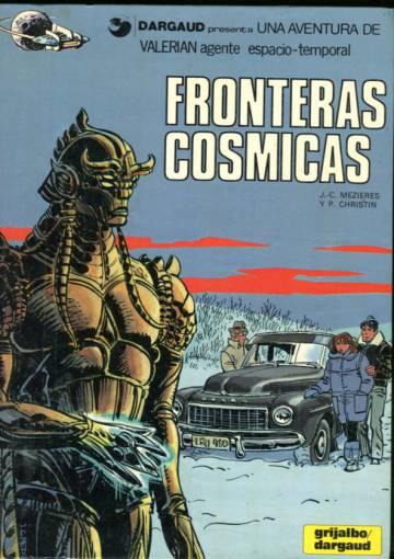 Valerian - Agente espacio-temporal: Fronteras cosmicas