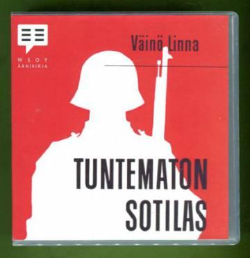 Tuntematon sotilas (äänikirja)