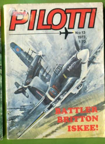 Pilotti 13/73 - Battler Britton iskee!