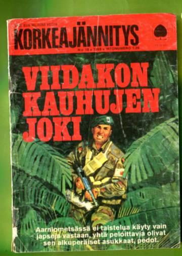 Korkeajännitys 18/69 - Viidakon kauhujen joki