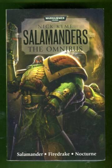 Salamander - The Omnibus