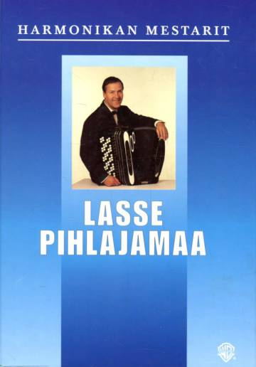 Harmonikan mestarit - Lasse Pihlajamaa