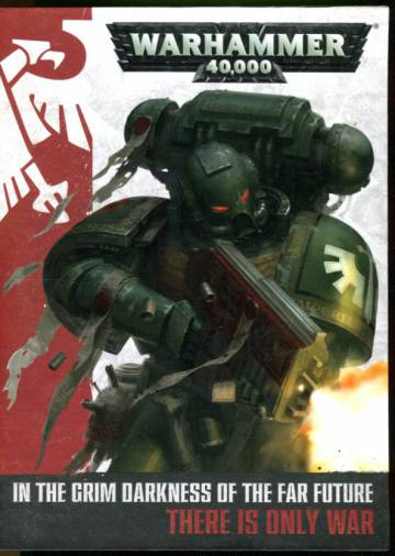 Warhammer 40,000 - Dark Millenium, A Galaxy of War & The Rules + box