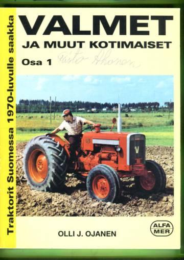 Traktorit Suomessa 1970-luvulle saakka - Osa 1 Valmet ja muut kotimaiset