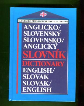Anglicko/Slovenský-Slovensko/Anglický Slovník - English/Slovak-Slovak/English Dictionary