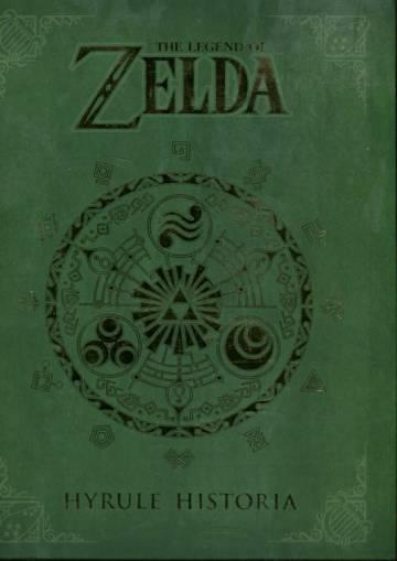 The Legend of Zelda - Hyrule Historia (english text)