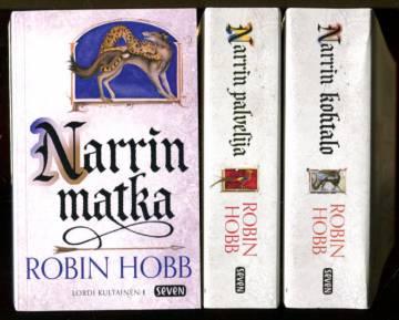 Lordi Kultainen 1-3 - Narrin matka, Narrin palvelija & Narrin kohtalo