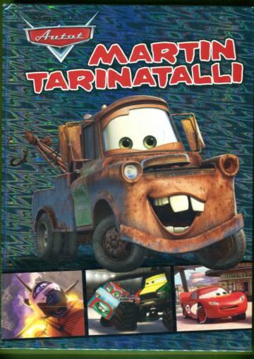 Autot - Martin tarinatalli