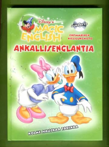 Disney's Magic English - Ankallisenglantia: Ensimmäinen kielilukemisto