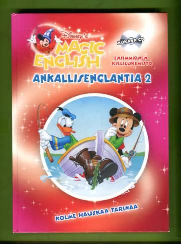 Disney's Magic English - Ankallisenglantia 2: Ensimmäinen kielilukemisto