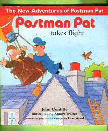 The New Adventures of Postman Pat - Postman Pat takes flight