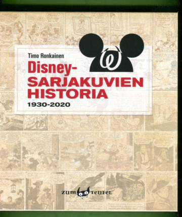 Disney-sarjakuvien historia 1930-2020