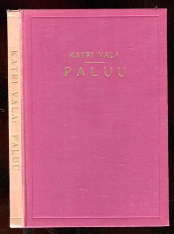 Paluu - Runoja